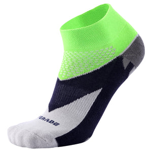 Running Socks Sole Protector Full Cushion Mesh Top Marathon Military Grade Fabric Micro Unisex