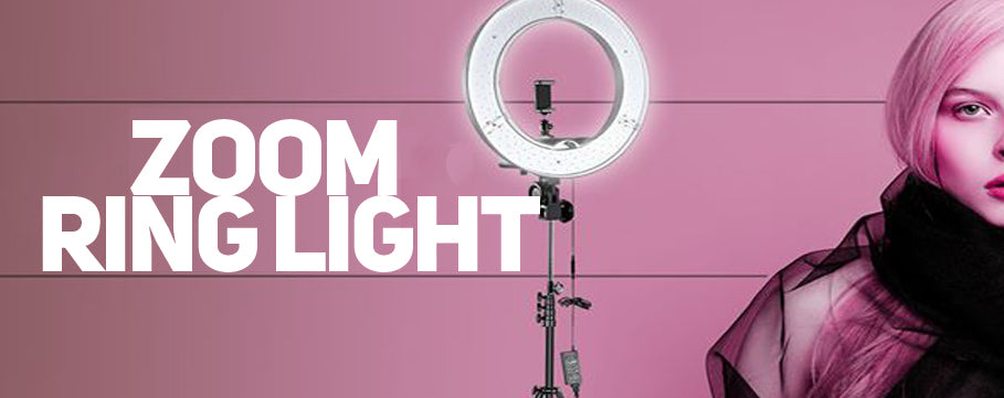 Zoom sur le Ring Light