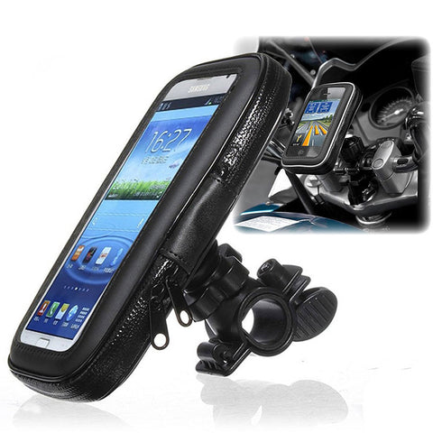Support telephone moto waterproof