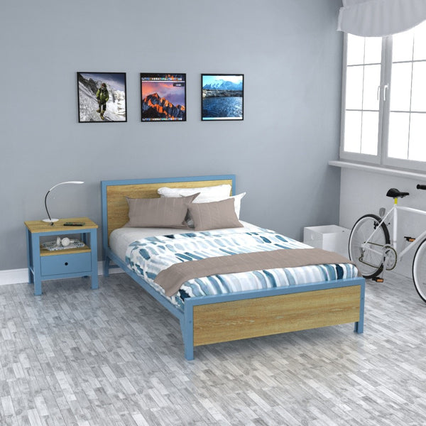 Cama Factory Semidoble