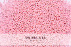 Czech Seedbead 11/0 Light Pink Solgel 20g