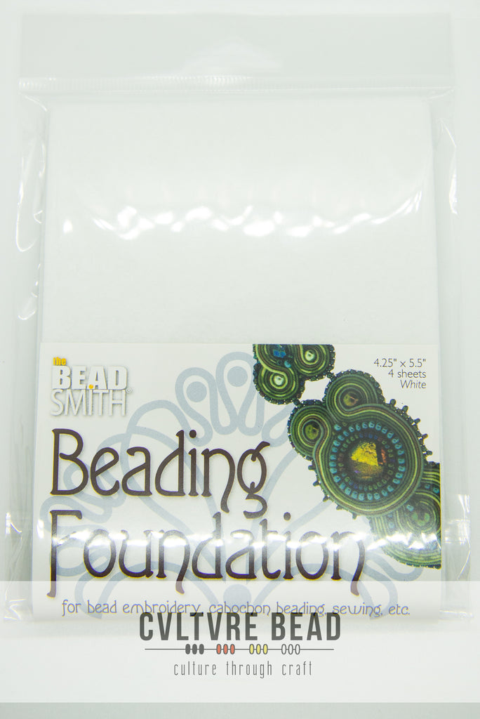 Beading Foundation 4 pack - 4.25 x 5.5 inches