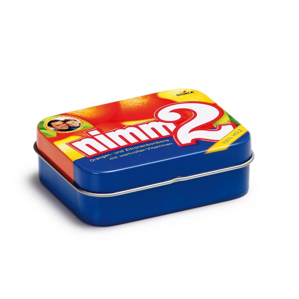 Nimm2 Candies in a Tin - Toydler