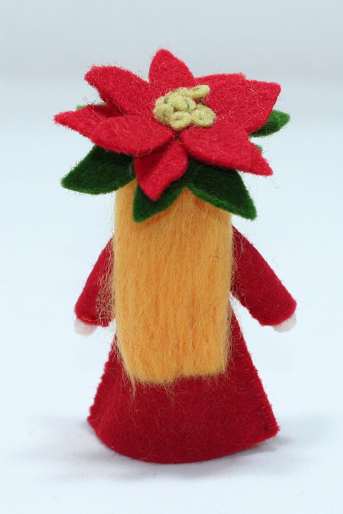 Flowerfaries - Poinsettia Fairy - Toydler