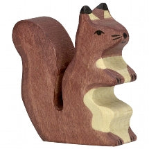 Squirrel, brown - Toydler