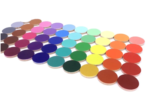 [Pre-Order End Oct/Nov] Small Coins - Color Gradients - Toydler