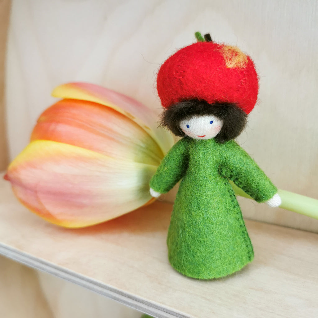 Flowerfaries - Apple Boy - Toydler