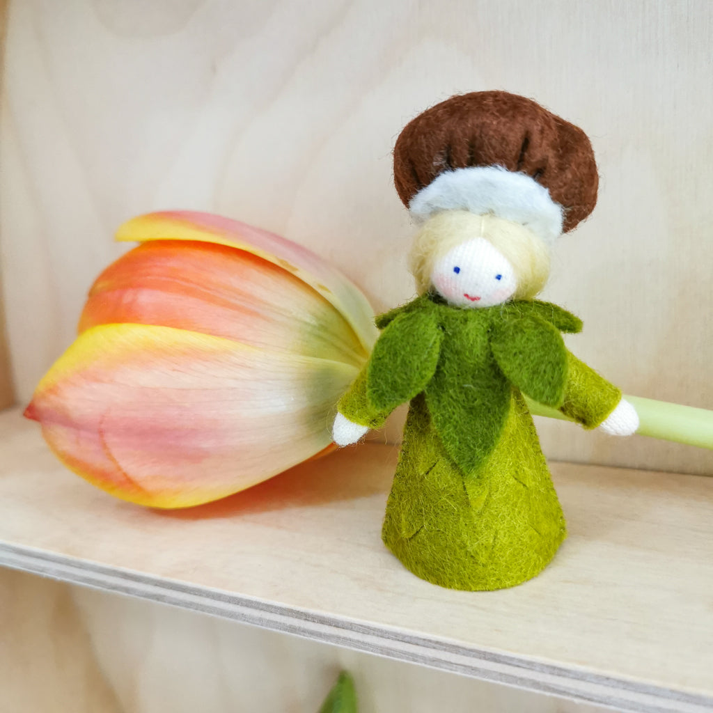 Flowerfaries - Chestnut Girl - Toydler
