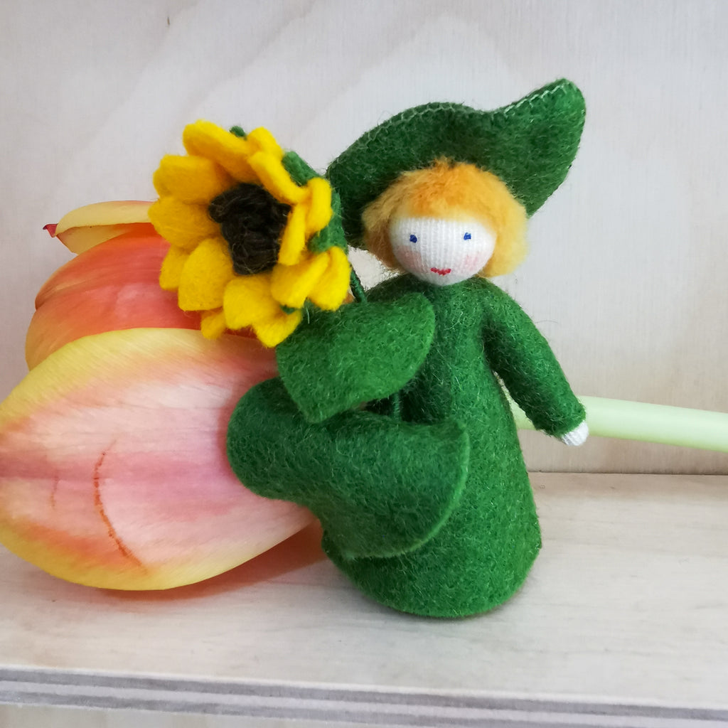 Flowerfaries - Sunflower Boy - Toydler