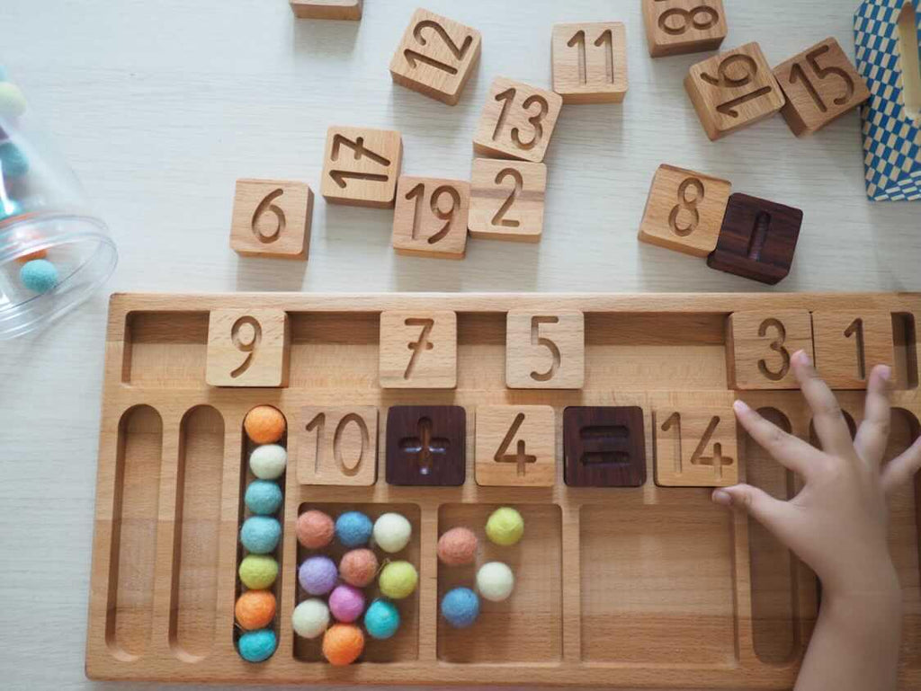 Math Board - Toydler