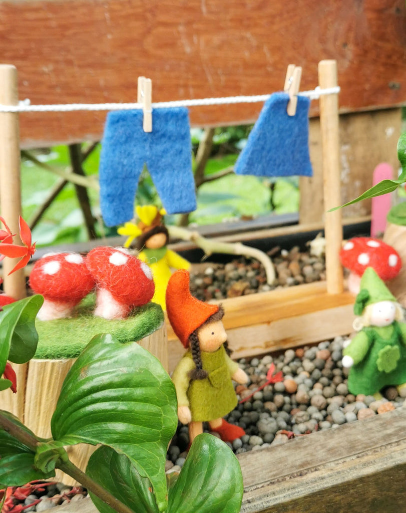 Washing Line Set - Toydler