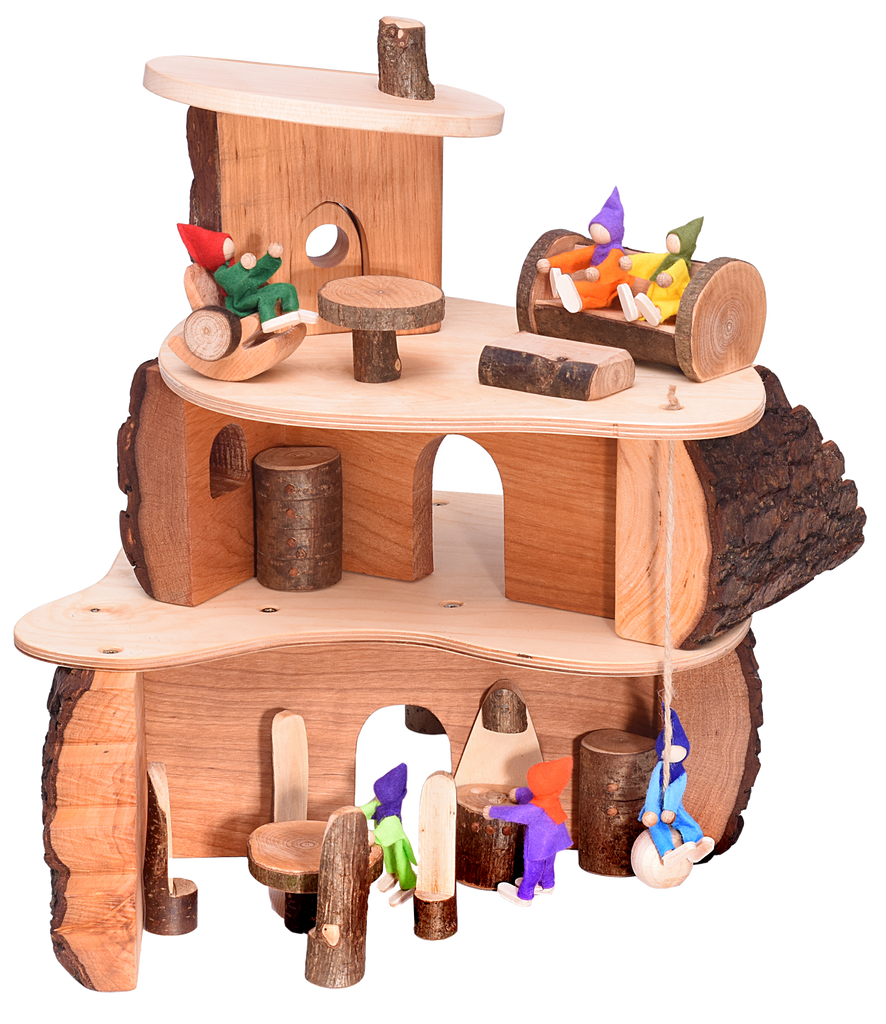 Small Tree House - Toydler