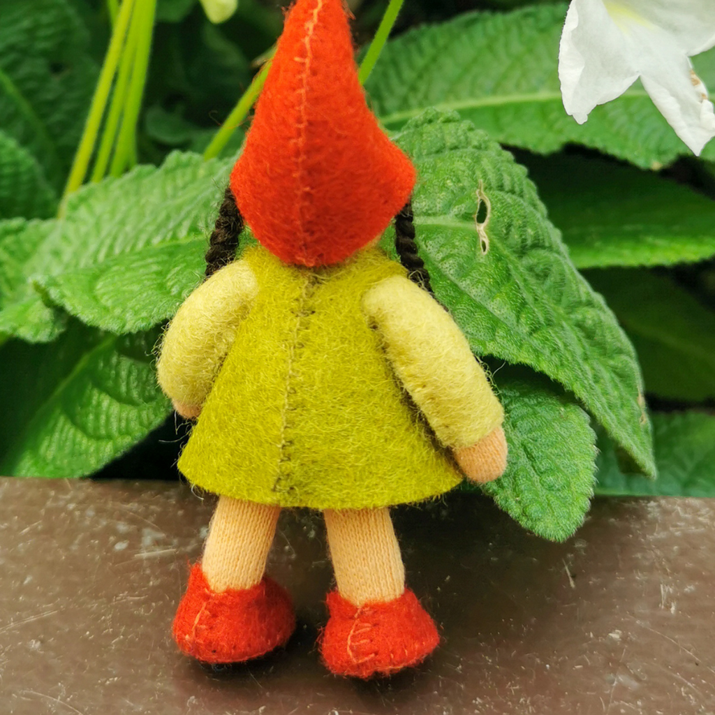 Forest Gnome Girl - Toydler