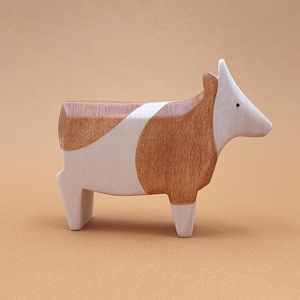 Brin d'Ours Spotted Brown Cow - Toydler
