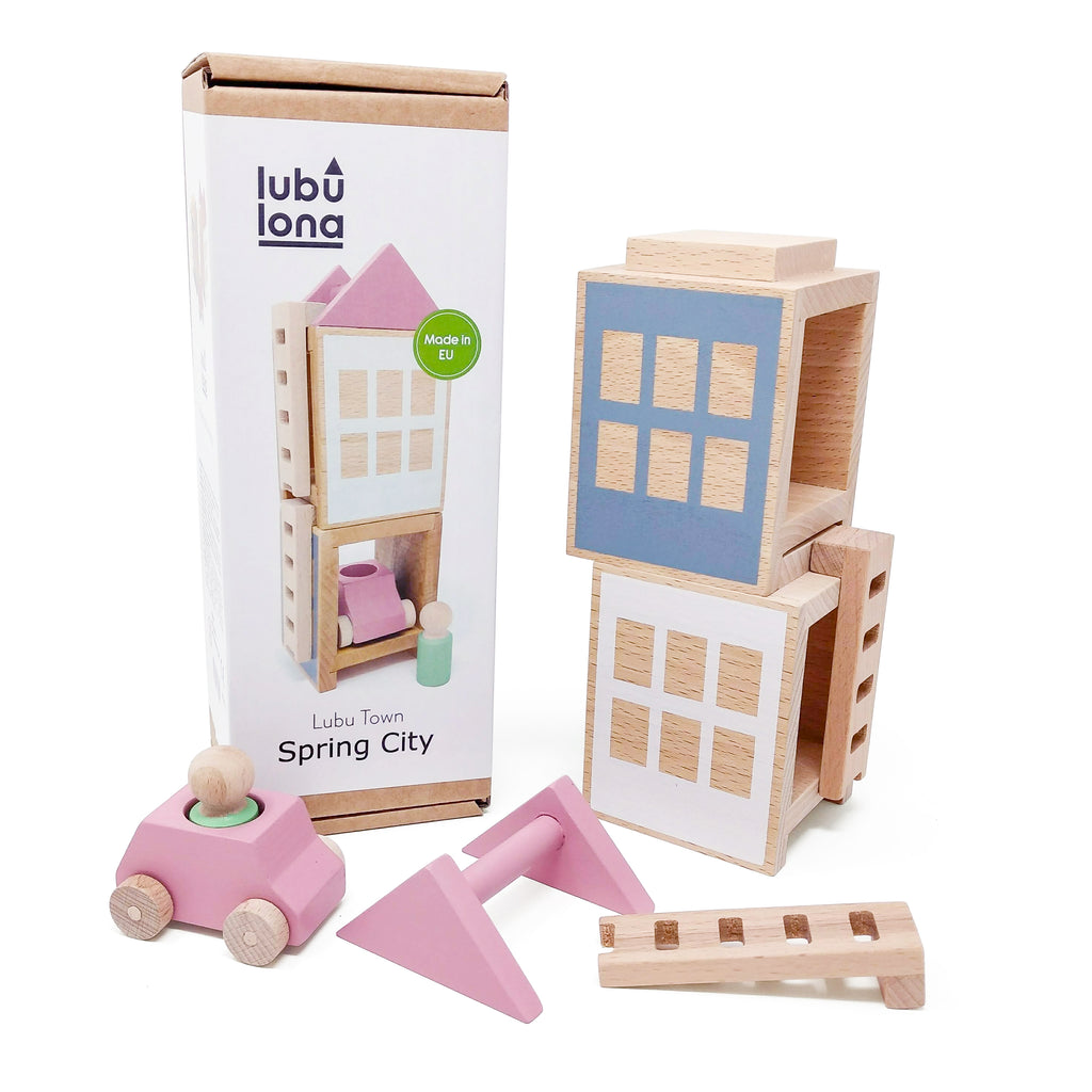 Lubu Town Spring City Mini - Toydler