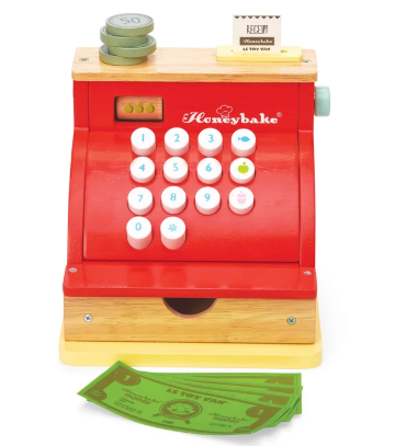 Cash Register - Toydler