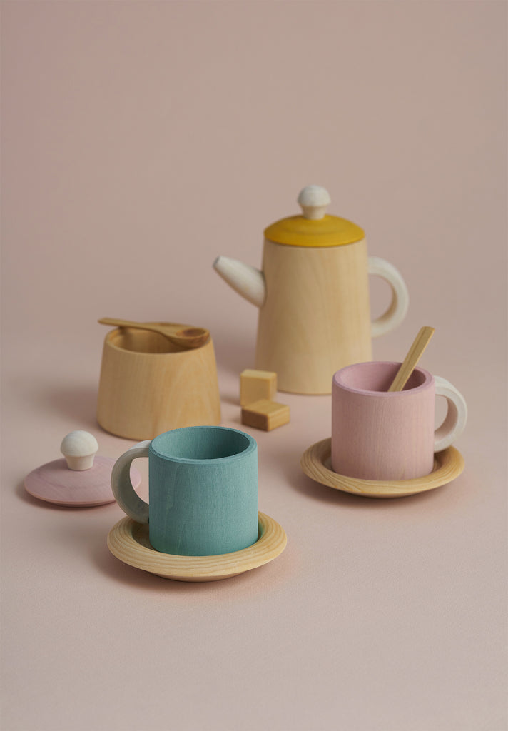 Tea Set - Toydler