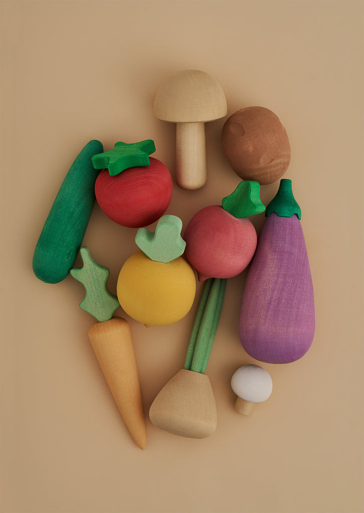Vegetable Set - Toydler
