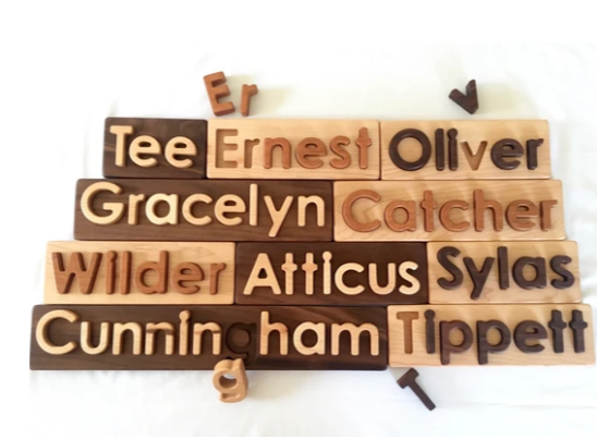 Personalized Name Puzzle - Toydler