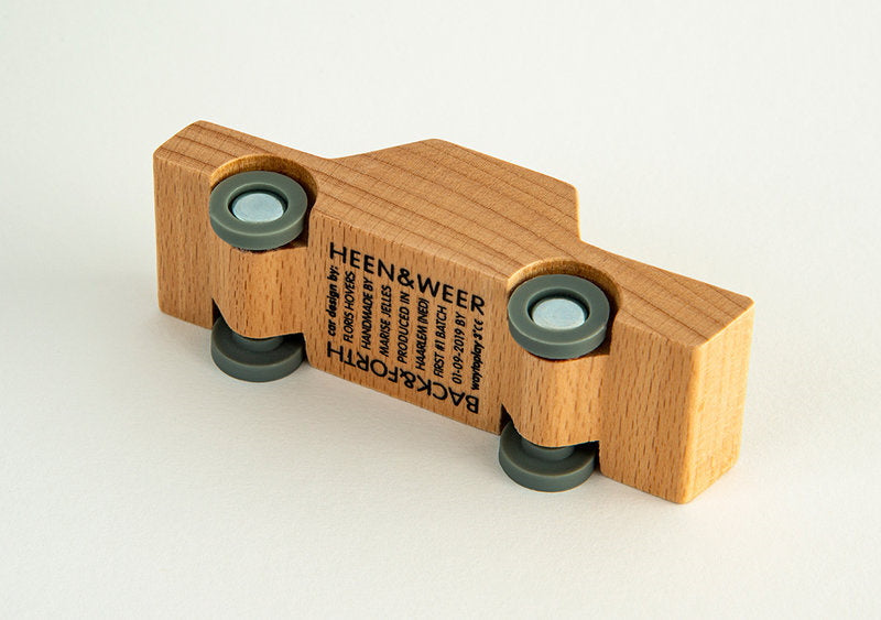 Back and Forth Car - Woody - Toydler