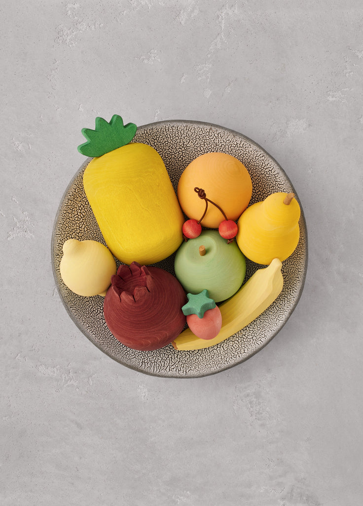 Fruits Set - Toydler