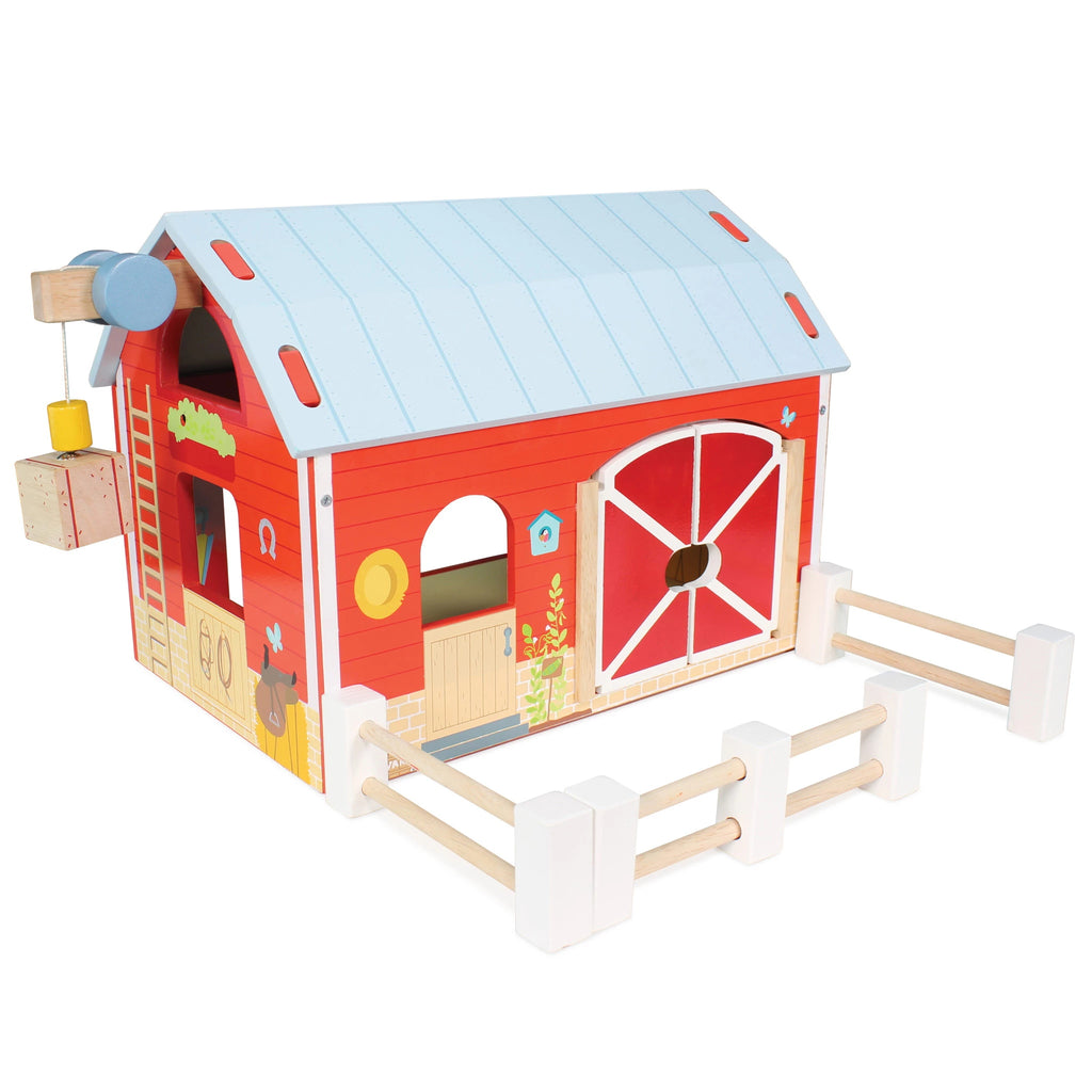 Red Barn - Toydler