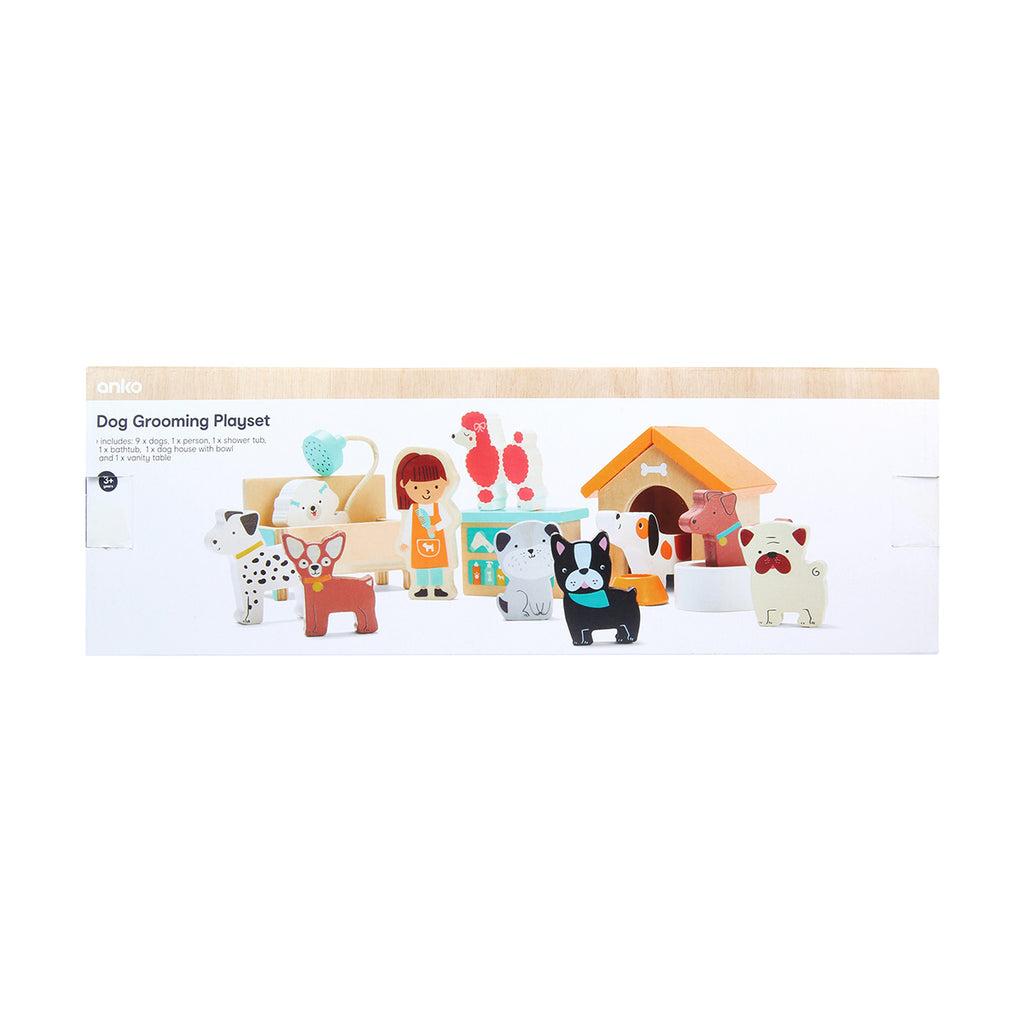 Dog Grooming Playset - Toydler