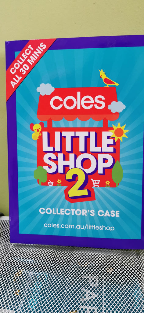 Coles Little Shop 2 Collectible - Toydler