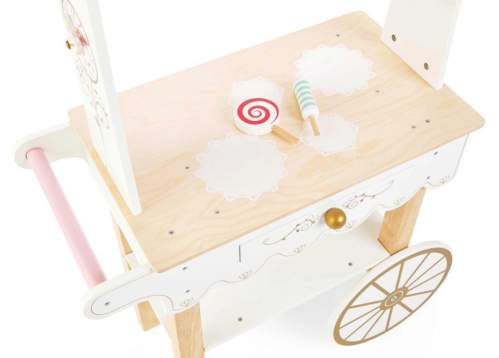 Tea - Time Trolley - Toydler