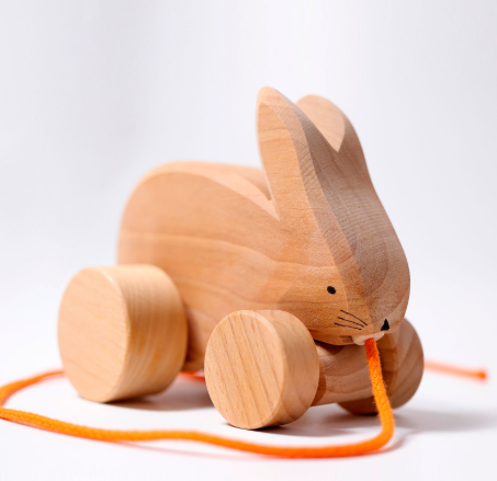 [Incoming November] Bobbing Rabbit to Pull Along - Toydler