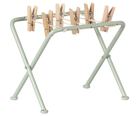 Maileg Drying rack w. pegs - Toydler