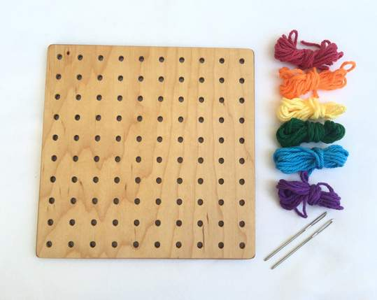 [Pre Order End Oct/Nov] Sewing Board - Toydler