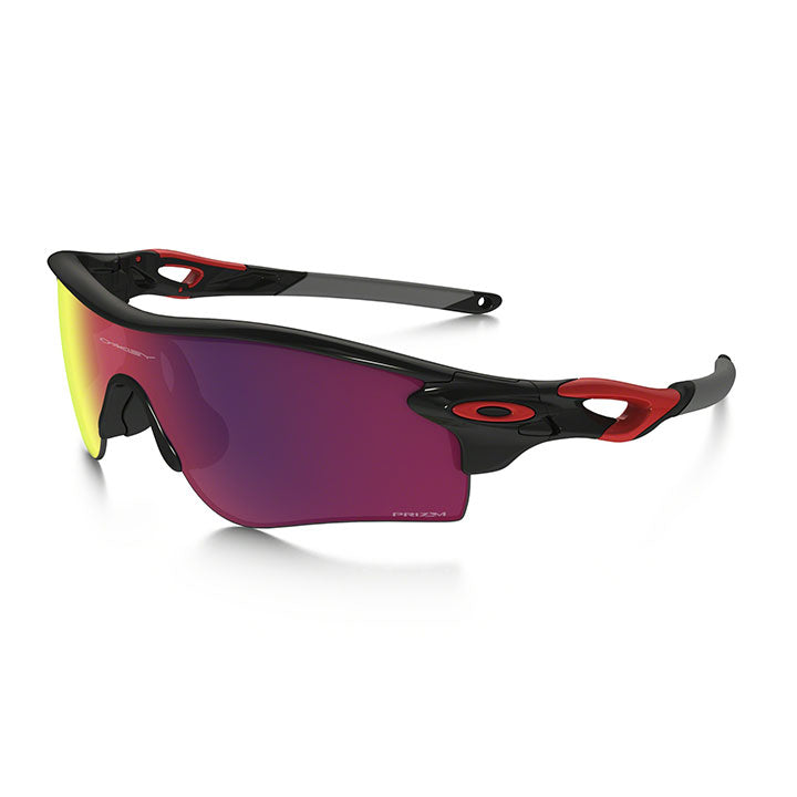 オークリー サングラス  Oakley Rader Lock Path OO9206-37 Prizm Road