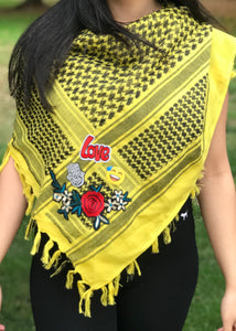 Women shawl, shoulder wrap