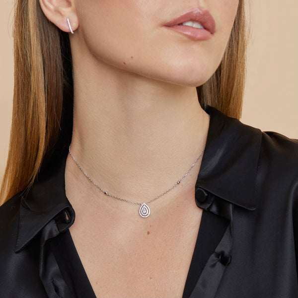 Collier Sweet Pear - ROSE