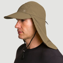 Load image into Gallery viewer, Legionnaire Fpu50+ Cap Khaki Uv