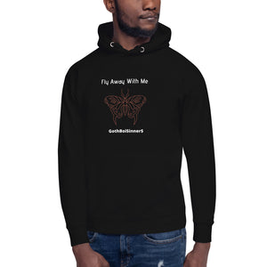 FLY WITH ME HOODIE