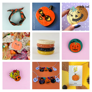 My favourite Halloween accessories from small businesses