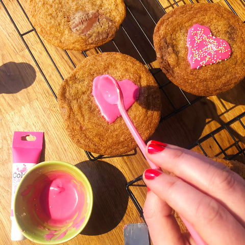 Icing-Pink-Heart-Cookies