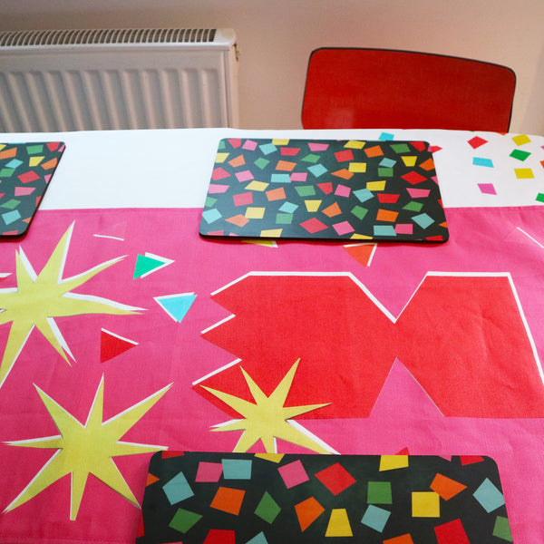 Christmas Cracker Table Runner