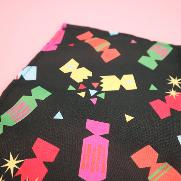 Christmas Cracker Napkins | Set of 2, 4 or 6