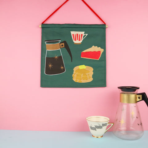 Diner Wall Hanging Decoration