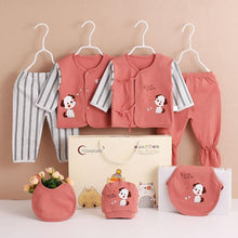 Load image into Gallery viewer, 0-3 Months Infant Clothing Set Cotton Newborn Boys Clothes  Baby Underwear for Girls Print New Born Baby Girl Suits - shopbabyitems