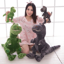 Load image into Gallery viewer, Dinosaur Plush Toy Cartoon Doll Tyrannosauru Simulation Kids - shopbabyitems