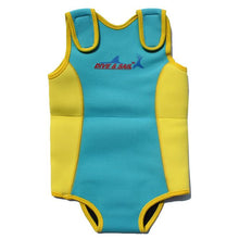 Load image into Gallery viewer, 2MM Neoprene Diving Clothing Baby Child - shopbabyitems