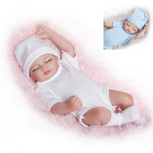 Load image into Gallery viewer, Lifelike Realistic Newborn Soft Silicone Baby Reborn Doll Children Gift Toy - shopbabyitems