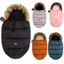 Load image into Gallery viewer, Waterproof Thick Warm Bag 0-36M footmuff Universal Baby Stroller Accessories - shopbabyitems