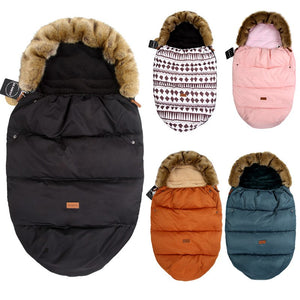 Waterproof Thick Warm Bag 0-36M footmuff Universal Baby Stroller Accessories - shopbabyitems