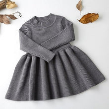 Load image into Gallery viewer, Baby warm knit skirt children's skirt - shopbabyitems