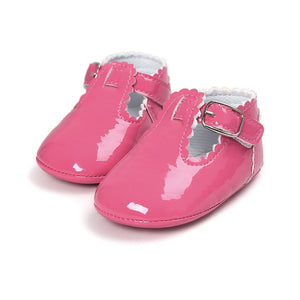 12 Color Fashion Baby Girls Baby Shoes Cute Newborn First Walker Shoes - shopbabyitems